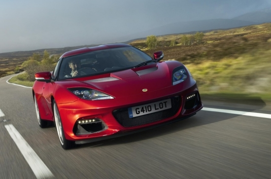 LOTUS EVORA GT410 THE FLAGSHIP OF MODERNITY