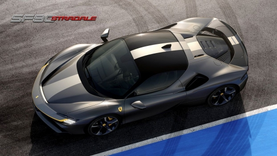 FERRARI INCREASES ITS LINEUP WITH FIVE NEW MODELS